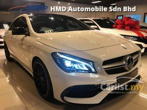 2017 Mercedes-Benz CLA45 AMG 4MATIC - Unreg - TAX HOLIDAY 0 - Mercedes-Benz Certified Cars - Push Start - Harmon Kardon Sound System - Race Mode