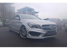 2013 Mercedes-Benz CLA45 AMG 2.0 4MATIC Coupe 4-Cylinder Turbo
