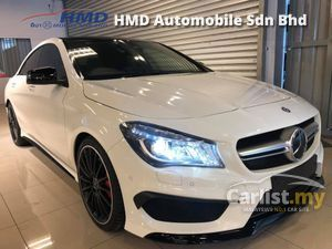 2015 Mercedes-Benz CLA45 AMG 4MATIC - Unreg - TAX HOLIDAY 0% - Mercedes-Benz Certified Cars - Push Start - Harmon Kardon Sound System