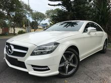 Merc Benz CLS350 3.5 AMG UK SPEC UNREG