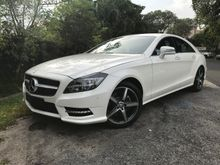 2012 Mercedes-Benz CLS350 3.5 AMG UK SPEC UNREG