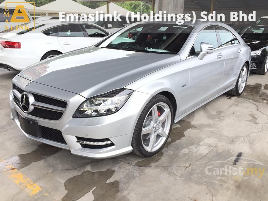 2011 Mercedes-Benz CLS350 AMG Coupe