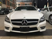 2011 Mercedes-Benz CLS350 3.5 AMG. Unreg. JP Spec. AMG Body Kit. Tip Top Condition. Black Interior.