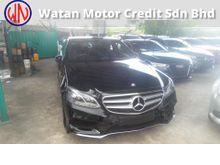 MERCEDES BENZ E200 2.0 AMG COUPE CGI TURBO 7G ACTUAL YR MAKE 2014 LEATHER SEAT PARKTRONIC SPORT FREE 1 YR GMR WARRANTY