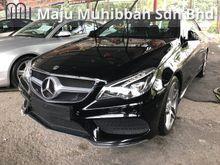 2013 Mercedes-Benz E200 AMG Coupe Unreg - 13 -AMG -Keyless -Memory Seat -Super Promotion