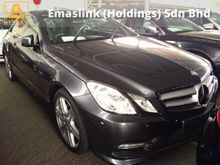 2012 Mercedes-Benz E200 CGI 1.8 AMG Sport package Unregistered