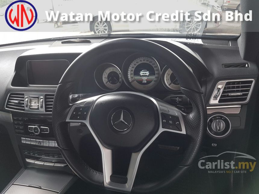 2014 Mercedes-Benz E200 CGI