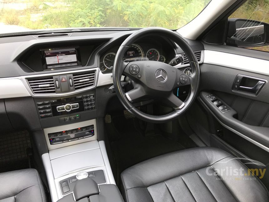 2013 Mercedes-Benz E200 CGI