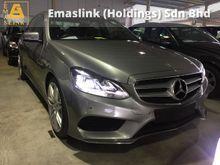 2014 Mercedes-Benz E200 CGI Unregister