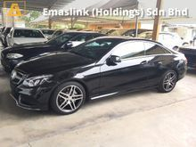 2013 Mercedes-Benz E250 E200 2.0 CGi AMG Sport New Model 7G-Tronic Adaptive Intelligent LED Paddle Shift Start Stop Hold Bluetooth 1 Year Warranty