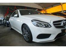 2013 Mercedes-Benz E250 2.0 AMG - Japan Spec , Few Unit to Choose , Premium Condition