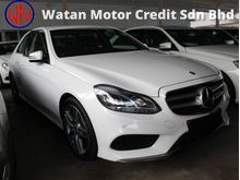 MERCEDES BENZ E250 2.0 AMG,ACTUAL YR MAKE 2013,MEMORY LEATHER SEAT,Paddle Shift,Unreg,FREE 1 YEAR WARRANTY