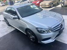 2014 Mercedes-Benz E250 2.0 AMG Japan Specs UNREG