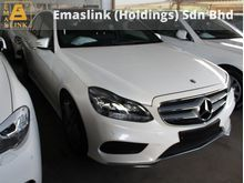 2014 Mercedes-Benz E250 2.0 (A) TURBO W212 AMG SPORT 2014 UNREG