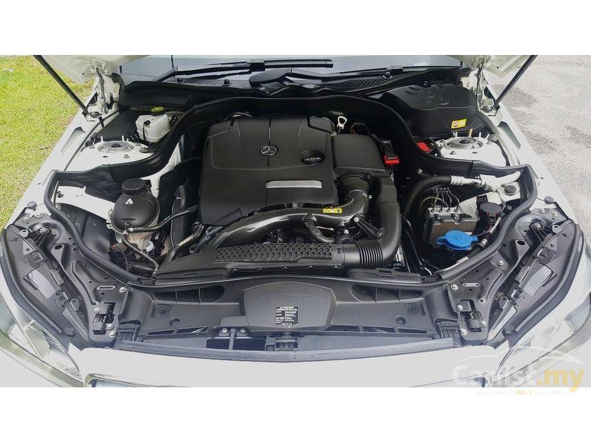 2014 Mercedes-Benz E250 Avantgarde Sedan