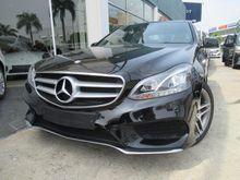 2014 Mercedes-Benz E250 2.0 AMG + PROOF + HARMAN KARDON