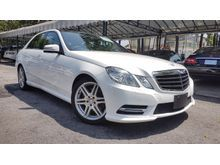 2013 Mercedes E250 AMG Japan Spec Unregister for sale.