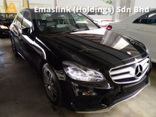2014 Mercedes-Benz E250 2.0 AMG Panoramic Roof Harmon Kardon Unregistered