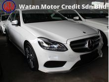 2013 Mercedes-Benz E250 2.0 (A) UNREG