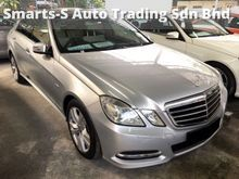 2012 MERCEDES BENZ E250 CGI 1.8 (NEW FACELIFT 7 SPEED) (FULL SERVICES RECORD) (GENUINE 71K LOW MILEAGE) (TIP TOP CONDITION)