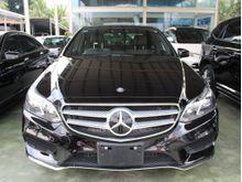 2014 Mercedes-Benz E250 CGI 2.0 AMG (A) Recon