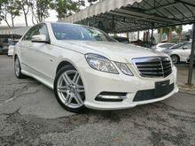 2013 Mercedes-Benz E250 1.8 AMG Japan Specs UNREG