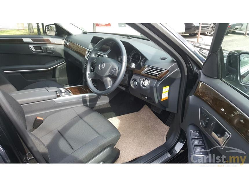 2013 Mercedes-Benz E250 Coupe