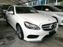 2014 Mercedes-Benz E250 2.0 AMG New Facelift Unregistered