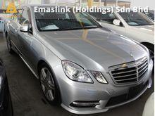 2013 Mercedes-Benz E250 1.8 TURBO AMG 7 G CAMERA (A) 2013 UNREG