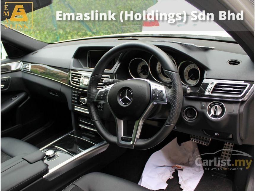 2013 Mercedes-Benz E250 Sedan