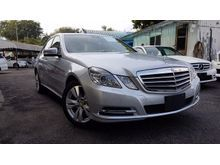 2013 Mercedes-Benz E250 1.8 Sedan 7G Paddle Shift Reverse Camera Unreg