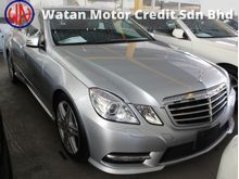 2013 Mercedes-Benz E250 1.8 ED125 AMG (A) UNREG