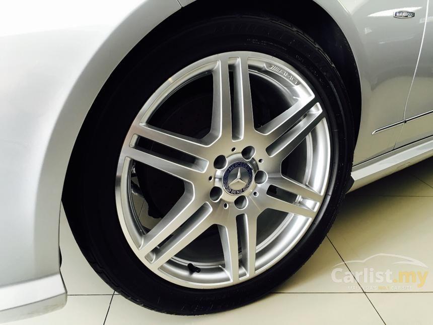 2012 Mercedes-Benz E250 Sedan