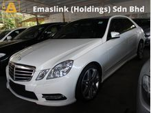 2012 Mercedes-Benz E250 1.8 AMG 7 Gears memory Seats Unregistered
