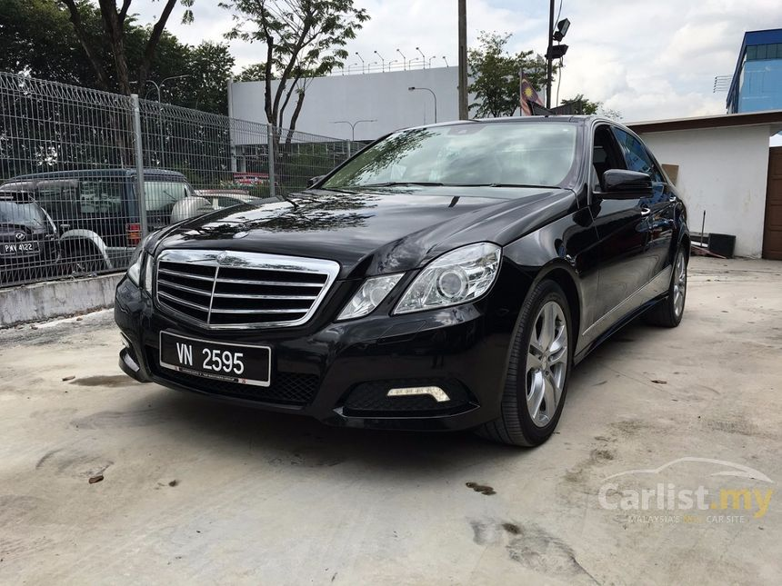 Mercedes benz e300 2010 avantgarde 3 0 in selangor for Mercedes benz e300 sedan