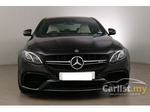 2018 Mercedes-Benz E63 AMG 4.0 S 4MATIC+ Sedan Burmester Surround Sound System Surround Camera Panoramic Roof Unregistered Pre Order