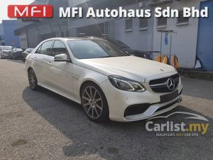 (LAST OFFER) (UK SPEC) 2014 Mercedes-Benz E63 AMG 5.5 S Sedan M5 C63