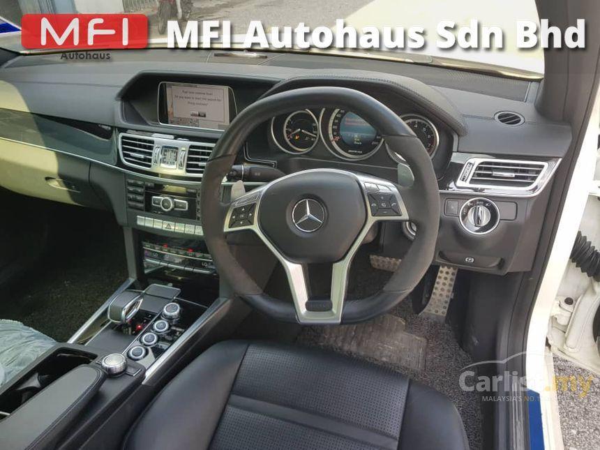 2014 Mercedes-Benz E63 AMG S Sedan