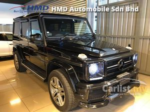 2015 Mercedes-Benz G350 3.0 AMG - Unreg - TAX HOLIDAY 0% - Japan Mercedes-Benz Certified Cars - G63 Look - Radar Pre Crash - Blind Spot Assist -
