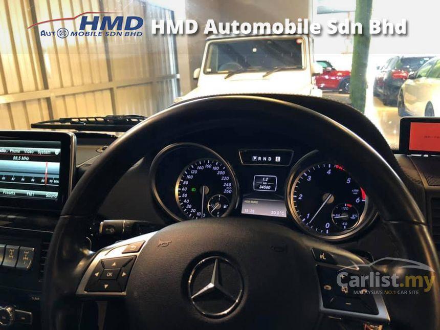 2015 Mercedes-Benz G350 d AMG SUV