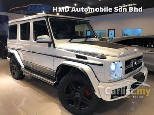 2016 Mercedes-Benz G350 4x4 AMG - 0%SST - Japan Mercedes-Benz Certified Cars - G63 4x4 Look - Radar Pre Crash - Blind Spot Assist - G63 Aero Kit