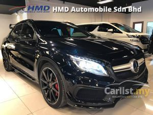 2015 Mercedes-Benz GLA45 AMG 4MATIC - Unreg - TAX HOLIDAY 0% - Japan Mercedes-Benz Certified Cars - Harmon Kardon Sound System