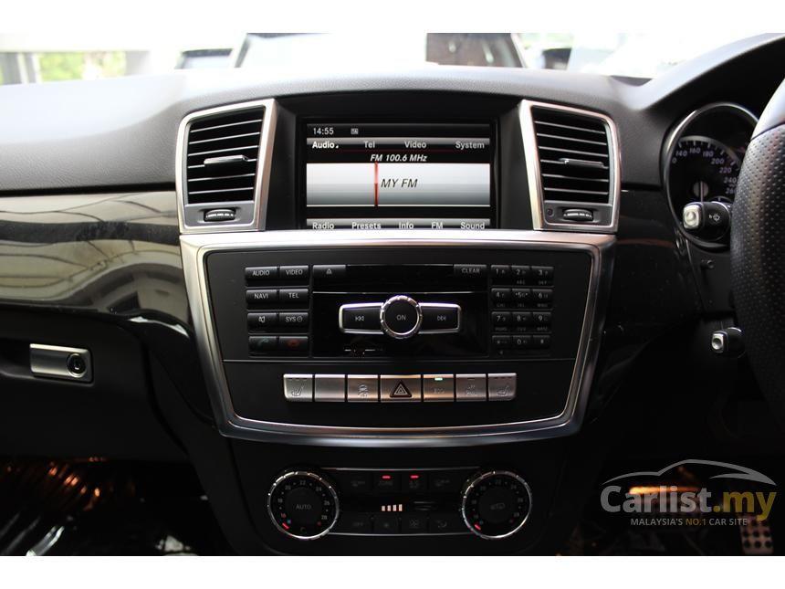 Mercedes-Benz ML350 2013 4MATIC AMG 3 5 in Negeri Sembilan Automatic SUV  Black for RM 353,000 - 2975392 - Carlist my