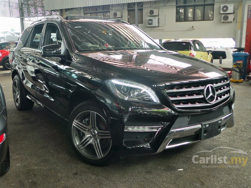 Mercedes benz ml350 2012 4matic amg 3 5 in kuala lumpur for Mercedes benz suv models list