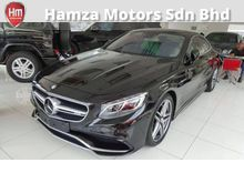 Mercedes-Benz S63 AMG 5.5 Coupe 2014