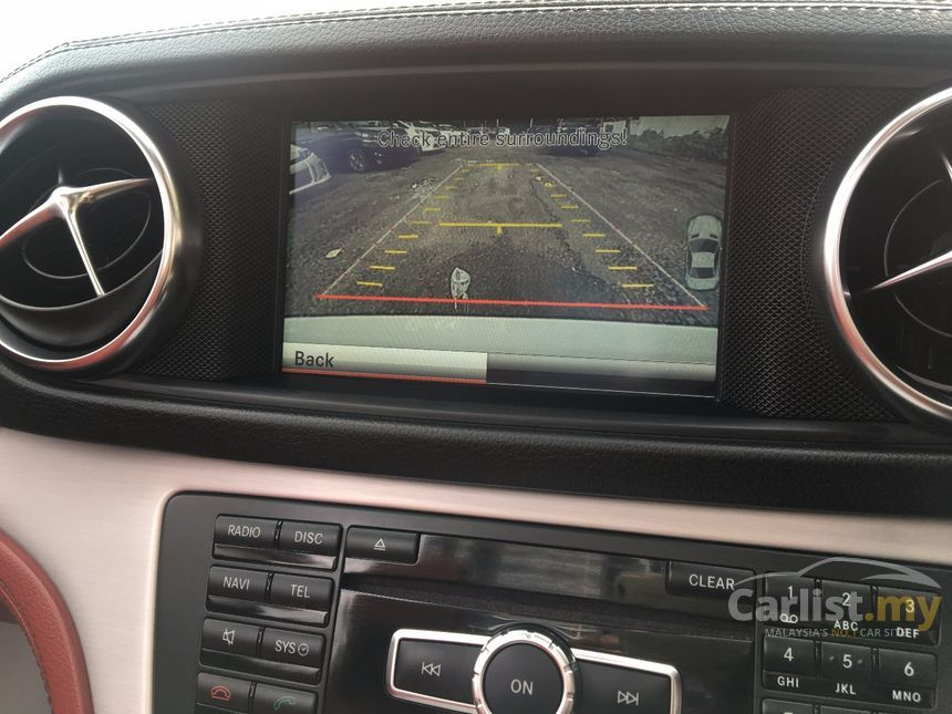 Mercedes Benz Sl350 2014 3 5 In Kuala Lumpur Automatic