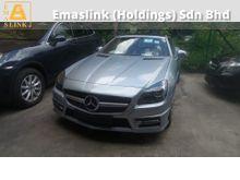 2014 Mercedes-Benz SLK200 1.8 AMG MOONROOF UNREGISTERED