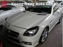 2013 Mercedes-Benz SLK200 1.8 (A) UNREG