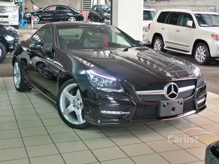 Mercedes benz slk200 2012 blueefficiency 1 8 in kuala for Mercedes benz auto loan rates