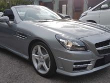 2014 Mercedes-Benz SLK200 AMG U.K Unregister for sale.